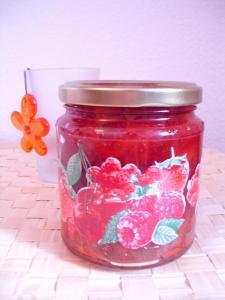 Erdbeer-Apfel Marmelade